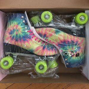Tie Dye Skates